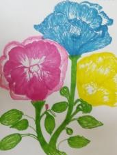 fleurs 5 Marlene Laroche